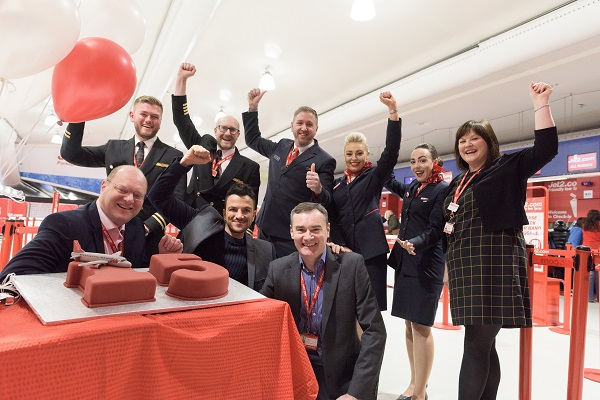 Jet2holidays expansion 'reminiscent of Airtours in 1990s'