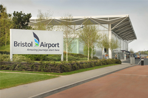 Bristol airport to appear in AOA film