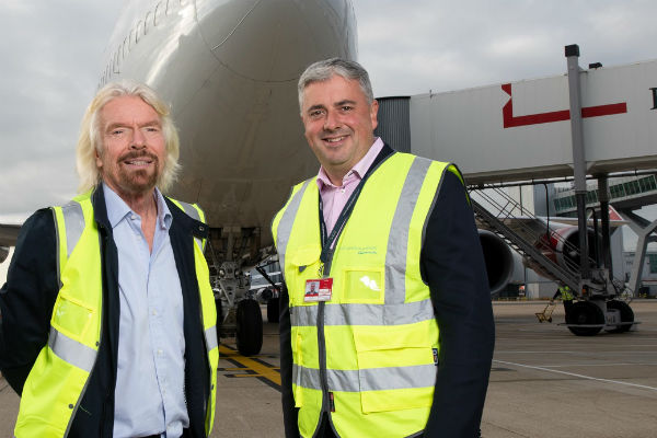 Gatwick hails 'sustainable growth'