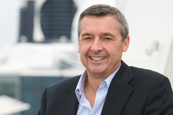 Big Interview: Michael Bayley, president and chief executive of Royal Caribbean International
