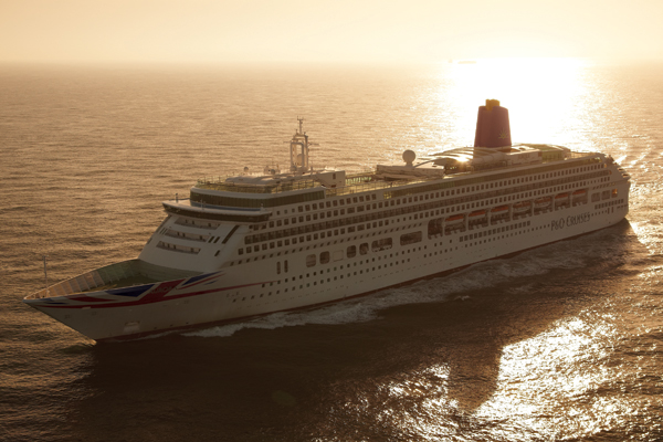 P&O Cruises' ship Aurora becoming adult-only