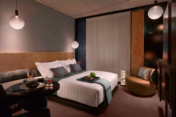 Bookings to open at first European Nobu hotel in Shoreditch