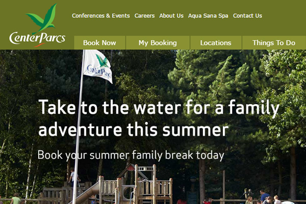 Financing costs and hedging pushes Center Parcs into the red
