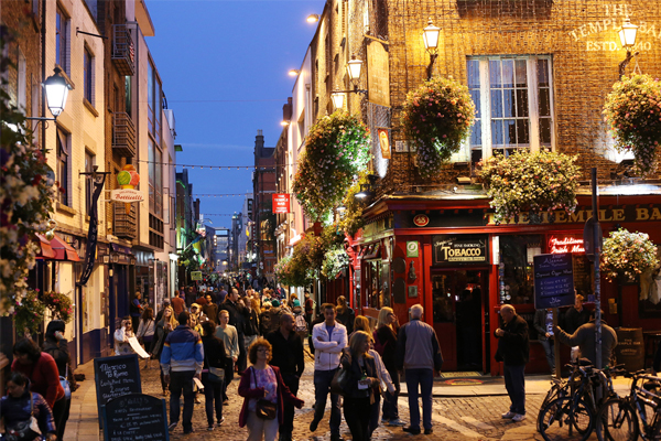 Mystery Shopper: A couple's long weekend in Dublin