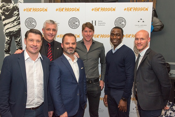 Luxury resort launches new football academy partnership with Premier League stars