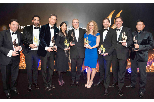 Tui cruise manager scoops top award at Hall of Fame