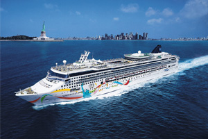 Norwegian Dawn cleared to sail to the US