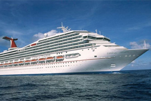 Carnival Triumph limps home to cries of 'let me off'