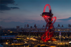 WTM 2013: Olympic Park's Orbit to go on sale through trade
