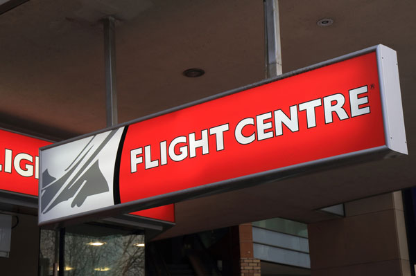 Travel agents feature in Flight Centre Australia Day promotion