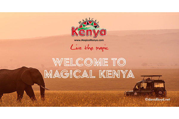 Win an iPad every week with the Kenya Tourism Board!