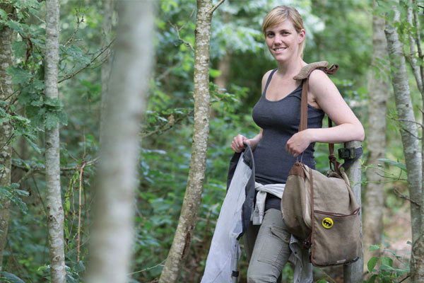 Day in the life: Rachel Bicker, biodiversity consultant