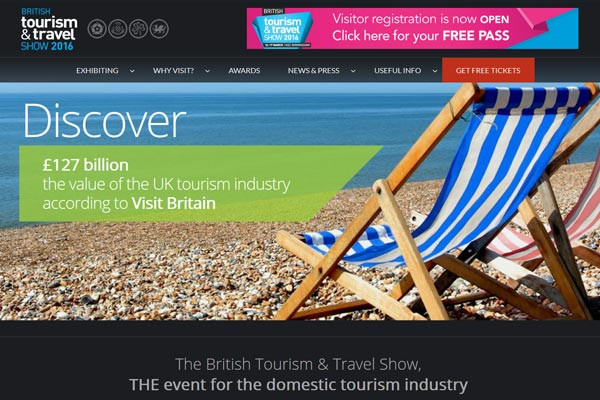 British Travel & Tourism Show speakers confirmed