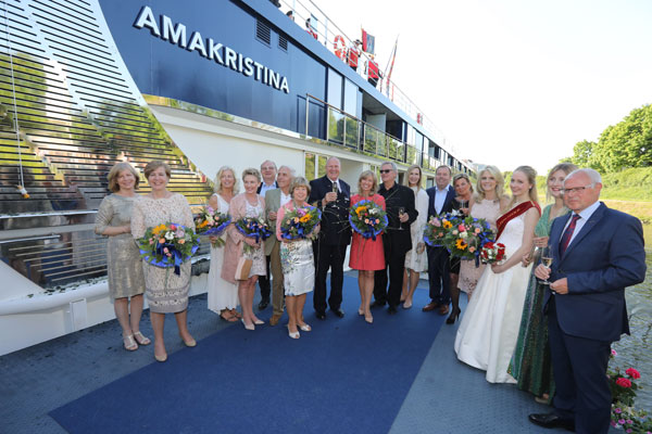 Special Report: AmaWaterways thinks big to attract ocean cruisers