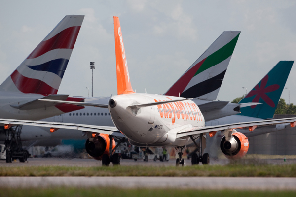 Air passenger numbers soar in Europe