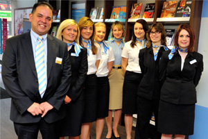 Tui to 'revisit' agent fams after Back to the Floor day