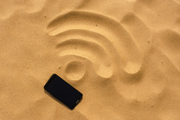 Beaches, restaurants and free Wi-Fi top family holiday requirements poll