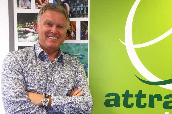 Big Interview: Attraction World chief Tony Seaman reflects on an eventful decade