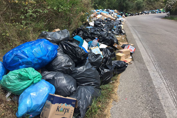 Abta backs calls for Corfu 'clear up'