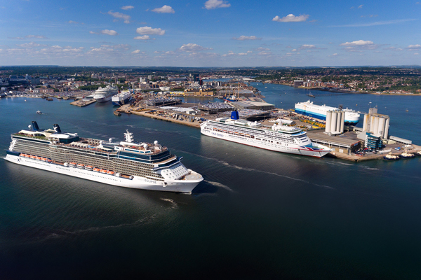 Cruise propelled Southampton to record year in 2017