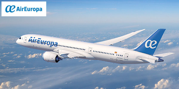 Win a £50 LifeStyle voucher with Air Europa