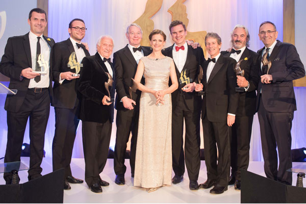 Industry leaders honoured at Hall of Fame