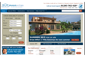 Tui specialist group to close Meon Villas in October