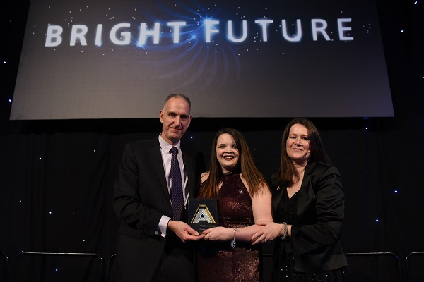 Travel agent wins top gong at National Apprenticeship Awards
