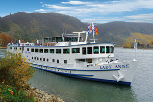 River cruise specialist hits agent target in six months