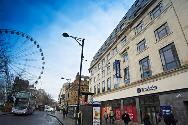Travelodge takes over three mid-market hotels