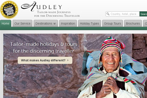 Leading contender for stake in Audley Travel emerges