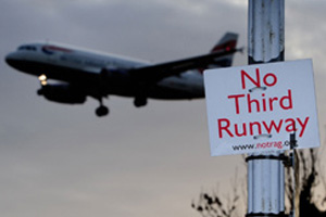 New runways decision expected to be delayed