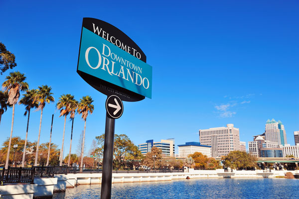 Orlando reports record visitor numbers in 2015