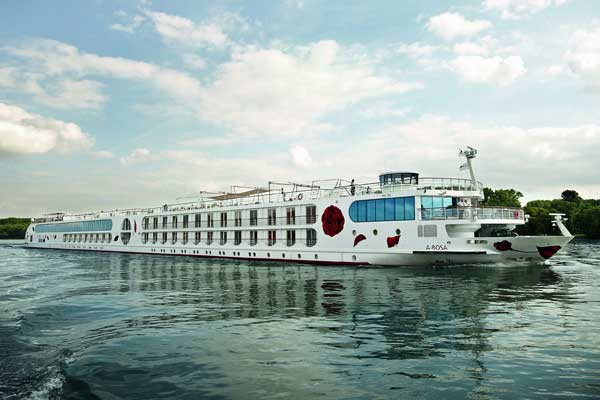 River cruise operator A-Rosa reports 80% UK growth