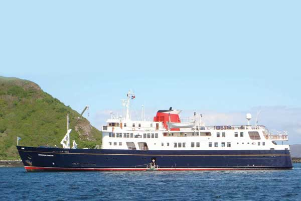 Hebridean Island Cruises sold by All Leisure
