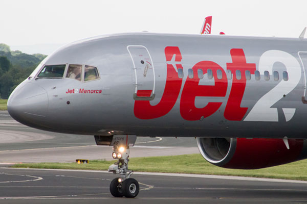 Jet2.com increases capacity from Manchester for summer 2019