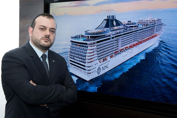 MSC Cruises recruits two regional sales managers