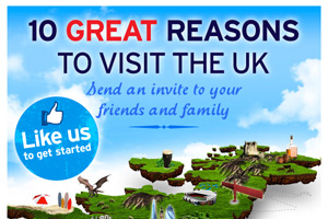 VisitBritain unveils social media 'toolkit' for Olympic year