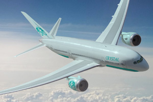 Crystal Cruises confirms Boeing 777 purchase