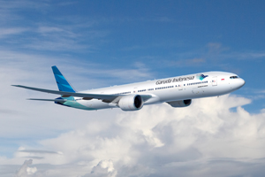 Garuda 'to drop Gatwick after securing Heathrow slots'