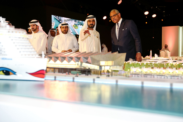 Carnival Corp to turn Dubai into major regional cruise hub