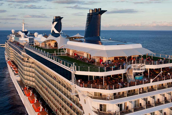 Celebrity Cruises to base ship in Dublin