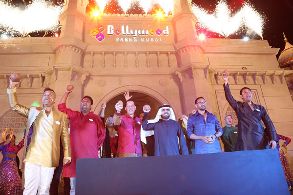 World's first Bollywood theme park opens in Dubai