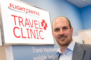 Flight Centre launches its first Travel Clinic