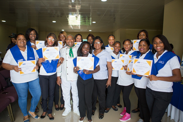 First Tui Academy graduates to start work on the Dominican Republic