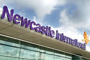 Newcastle airport named best performer for Thomas Cook Airlines