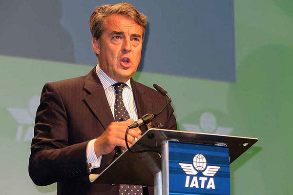 Infrastructure crisis warning issued by Iata chief