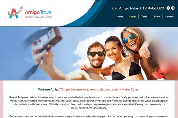 Flood relief granted to Amigo Travel