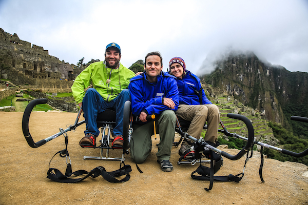 Operators open up Machu Picchu to wheelchair users