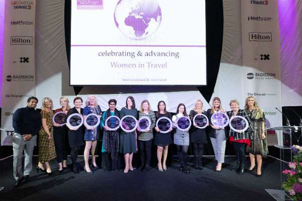 Top women in travel recognised at awards